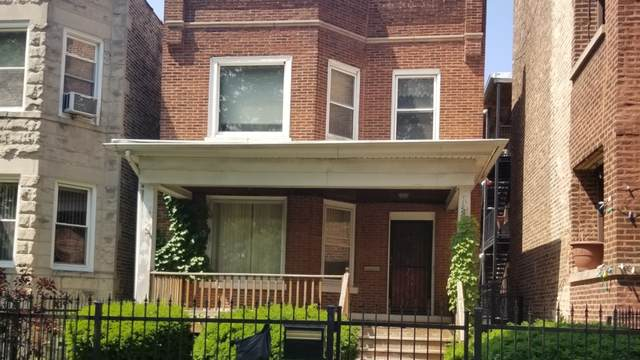 3406 W Franklin Boulevard, Chicago, IL 60624 (MLS #11123121) :: The Dena Furlow Team - Keller Williams Realty