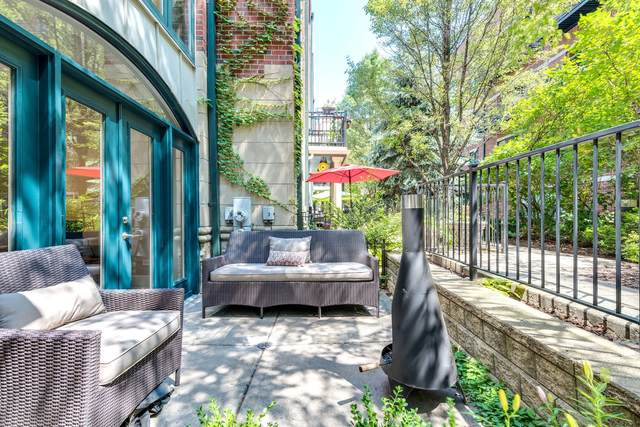 26 E 14th Place 5W, Chicago, IL 60605 (MLS #11123141) :: Touchstone Group