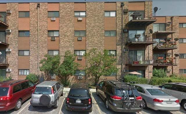 8970 N Parkside Avenue #305, Des Plaines, IL 60016 (MLS #11123173) :: Touchstone Group