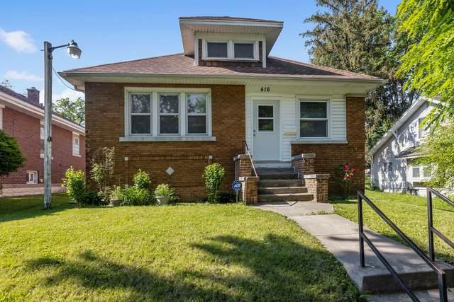 416 Strong Avenue, Joliet, IL 60433 (MLS #11123176) :: Ryan Dallas Real Estate