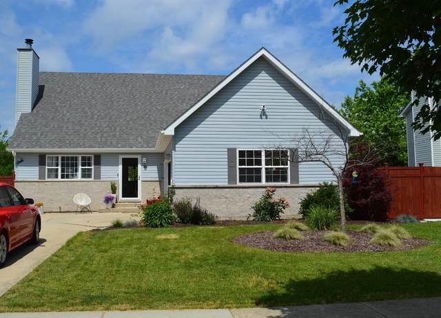 811 Edgerton Drive, Joliet, IL 60435 (MLS #11123186) :: Ryan Dallas Real Estate