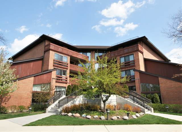 706 Waukegan Road C202, Glenview, IL 60025 (MLS #11123191) :: Ryan Dallas Real Estate