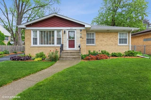 307 S Phelps Avenue, Arlington Heights, IL 60004 (MLS #11123213) :: Touchstone Group