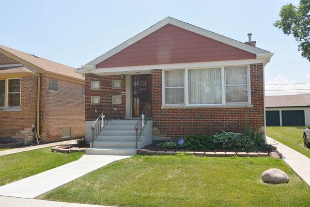 3321 W 84th Place, Chicago, IL 60652 (MLS #11123255) :: Touchstone Group