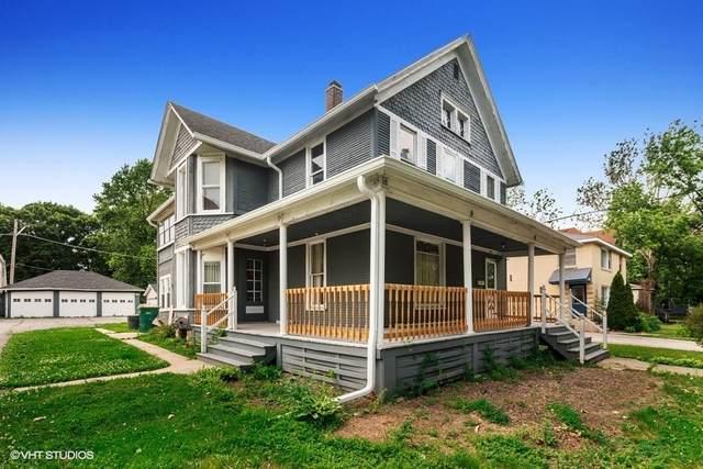 203 N Raynor Avenue, Joliet, IL 60435 (MLS #11123258) :: Ryan Dallas Real Estate