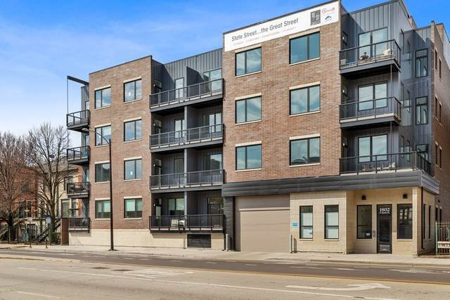 1802 S State Street #210, Chicago, IL 60616 (MLS #11123277) :: Touchstone Group