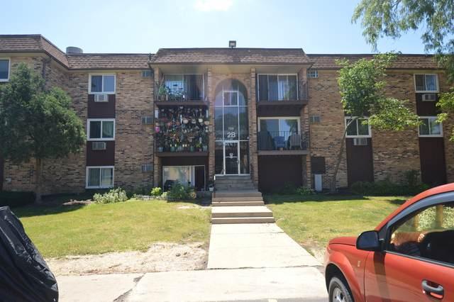 735 Hill Drive #311, Hoffman Estates, IL 60169 (MLS #11123303) :: Touchstone Group