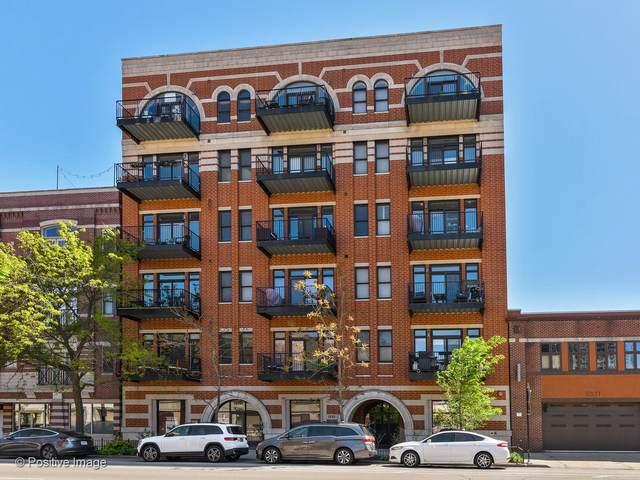 1355 W Washington Boulevard 5D, Chicago, IL 60607 (MLS #11123320) :: Touchstone Group