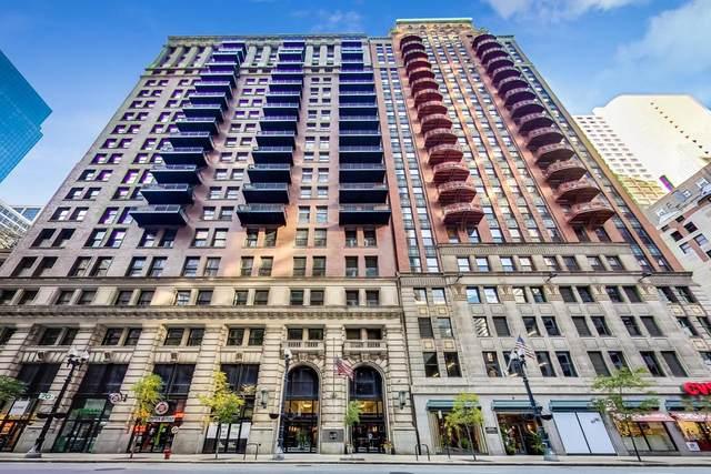 212 W Washington Street #1606, Chicago, IL 60606 (MLS #11123323) :: Touchstone Group