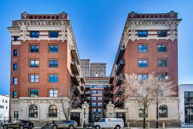 1439 S Michigan Avenue #612, Chicago, IL 60605 (MLS #11123328) :: Touchstone Group