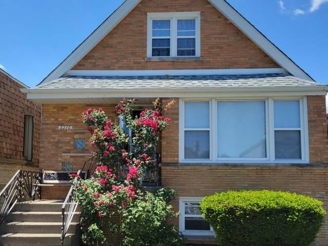 5210 S Kostner Avenue, Chicago, IL 60632 (MLS #11123339) :: BN Homes Group