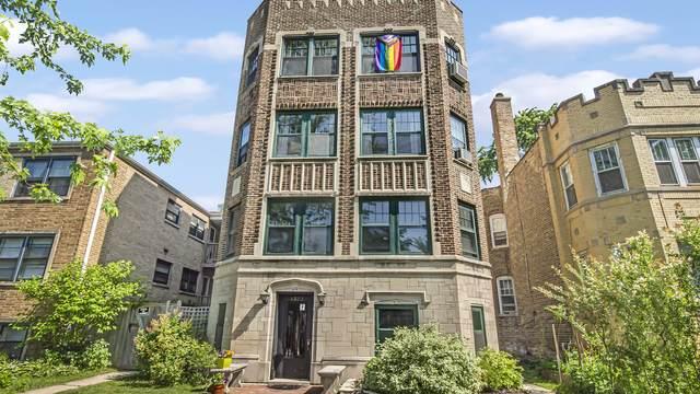 1323 Seward Street #1, Evanston, IL 60202 (MLS #11123342) :: Touchstone Group