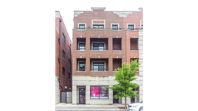 2249 W Irving Park Road #1, Chicago, IL 60618 (MLS #11123357) :: Touchstone Group