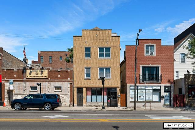 4353 N Western Avenue, Chicago, IL 60618 (MLS #11123358) :: Touchstone Group