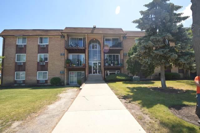 1085 Higgins Quarters Drive #203, Hoffman Estates, IL 60169 (MLS #11123367) :: Touchstone Group