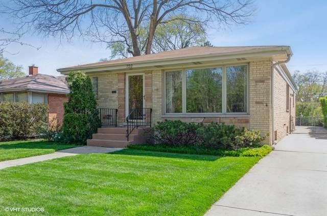 722 Lawler Avenue, Wilmette, IL 60091 (MLS #11123372) :: BN Homes Group