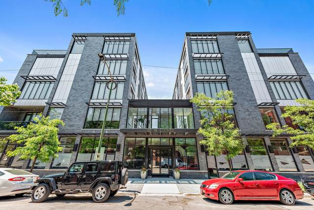 20 N Loomis Street F, Chicago, IL 60607 (MLS #11123430) :: Touchstone Group