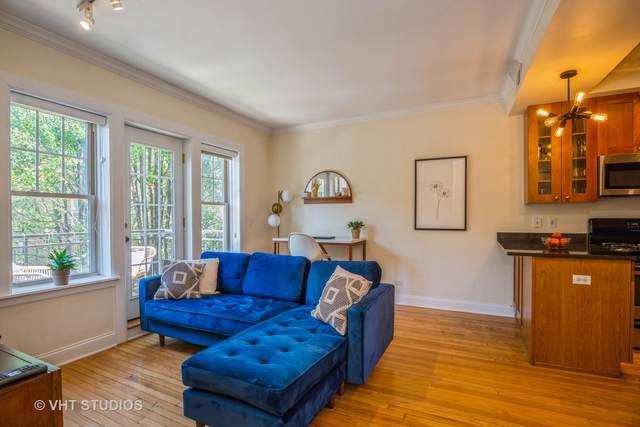 2237.5 N Lincoln Avenue 3B, Chicago, IL 60614 (MLS #11123453) :: John Lyons Real Estate