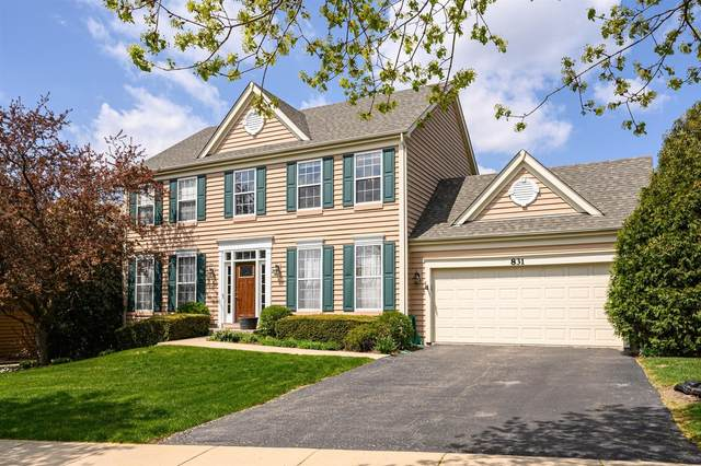 831 High Ridge Drive, West Chicago, IL 60185 (MLS #11123477) :: Touchstone Group