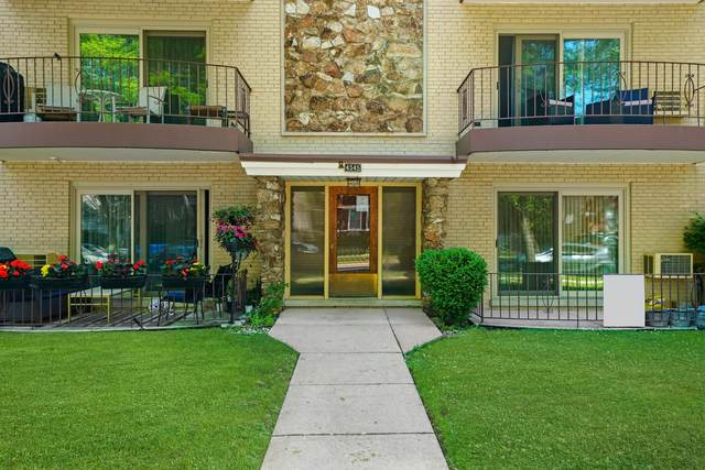 4545 N Long Avenue 1C, Chicago, IL 60630 (MLS #11123492) :: Ryan Dallas Real Estate