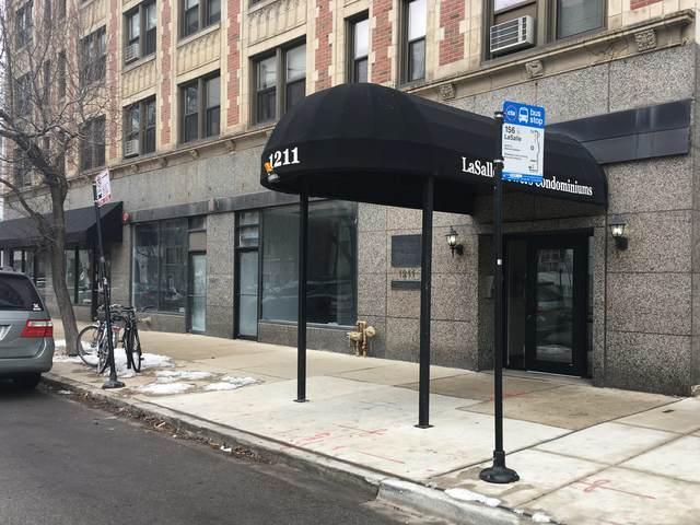 1211 N Lasalle Street N Cu1, Chicago, IL 60610 (MLS #11123509) :: Touchstone Group
