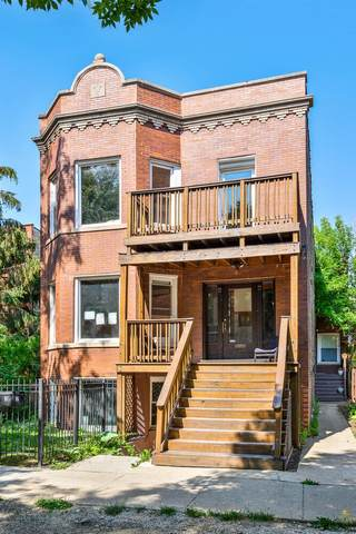 1922 N Washtenaw Avenue 2E, Chicago, IL 60647 (MLS #11123512) :: Touchstone Group