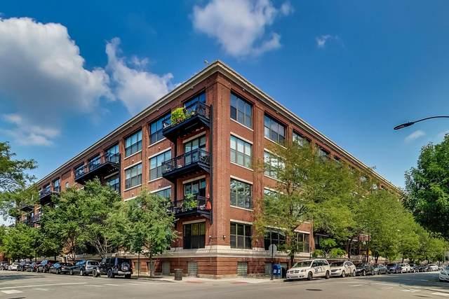 1040 W Adams Street #404, Chicago, IL 60607 (MLS #11123517) :: Touchstone Group