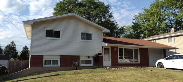 460 W Newport Road, Hoffman Estates, IL 60169 (MLS #11123542) :: Touchstone Group