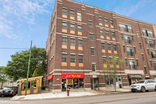 1857 W Diversey Parkway #201, Chicago, IL 60614 (MLS #11123575) :: Touchstone Group