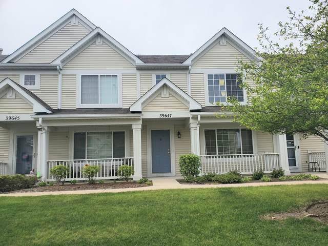 39647 N Warren Lane, Beach Park, IL 60083 (MLS #11123578) :: BN Homes Group