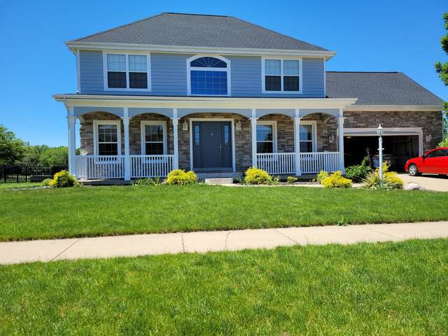 2405 Stricker Lane, Urbana, IL 61802 (MLS #11123636) :: BN Homes Group