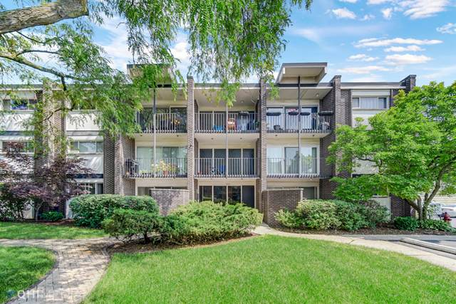 4734 Russett Lane R211, Skokie, IL 60076 (MLS #11123642) :: Carolyn and Hillary Homes