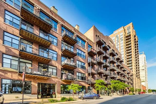 375 W Erie Street #506, Chicago, IL 60654 (MLS #11123686) :: Touchstone Group