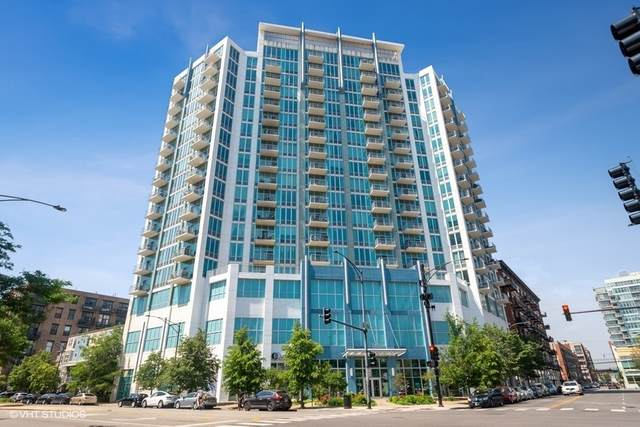 1600 S Indiana Avenue #801, Chicago, IL 60616 (MLS #11123699) :: Touchstone Group