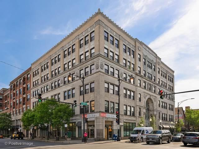 3150 N Sheffield Avenue #610, Chicago, IL 60657 (MLS #11123705) :: The Dena Furlow Team - Keller Williams Realty