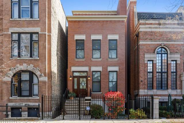 1815 N Fremont Street, Chicago, IL 60614 (MLS #11123735) :: Touchstone Group