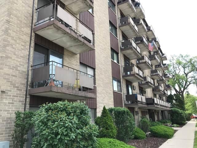 850 Des Plaines Avenue #305, Forest Park, IL 60130 (MLS #11123754) :: Angela Walker Homes Real Estate Group