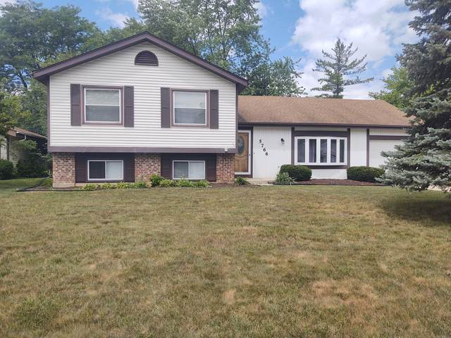 5766 Andover Drive, Hanover Park, IL 60133 (MLS #11123777) :: Touchstone Group