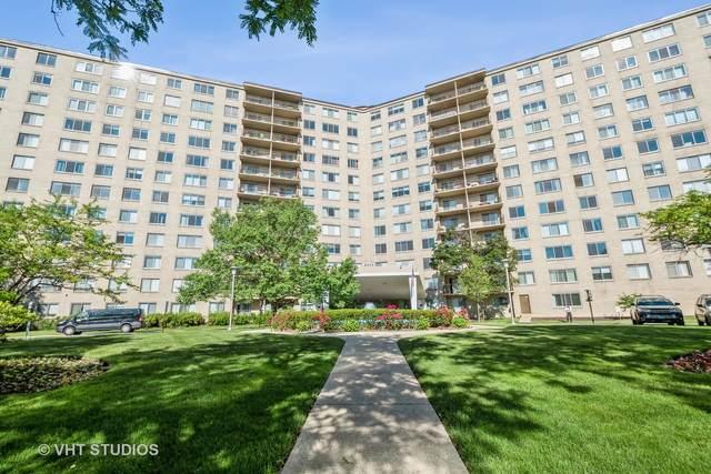 6933 N Kedzie Avenue #609, Chicago, IL 60645 (MLS #11123778) :: Ryan Dallas Real Estate