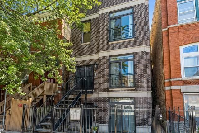 2033 W Armitage Avenue #1, Chicago, IL 60647 (MLS #11123788) :: Touchstone Group