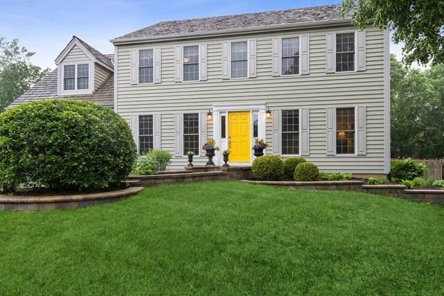 619 Lexington Square W, Gurnee, IL 60031 (MLS #11123792) :: Ryan Dallas Real Estate