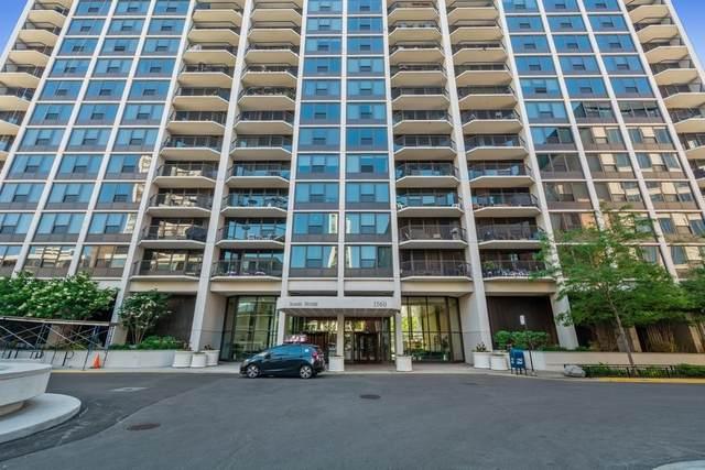 1560 N Sandburg Terrace #3203, Chicago, IL 60610 (MLS #11123837) :: BN Homes Group