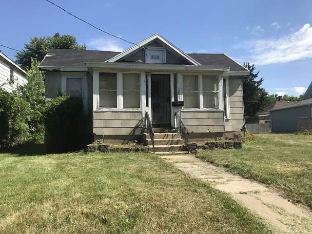 207 Davis Street, Joliet, IL 60436 (MLS #11123863) :: Ryan Dallas Real Estate