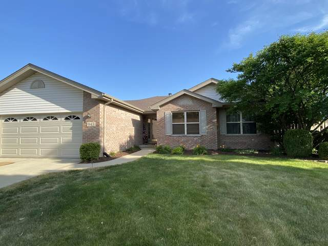 943 Prairie Clover Drive, Romeoville, IL 60446 (MLS #11123894) :: The Wexler Group at Keller Williams Preferred Realty