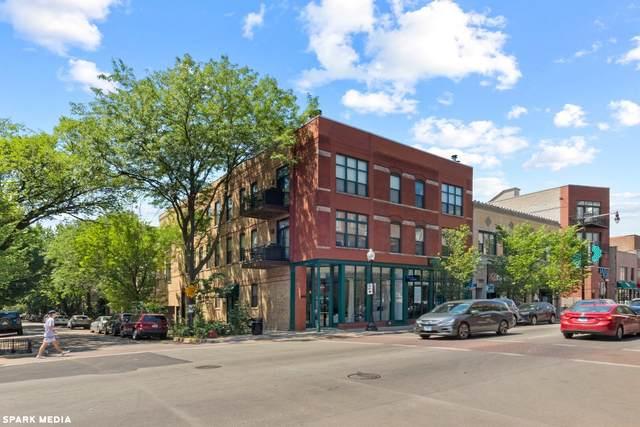 2360 N Janssen Avenue 3C, Chicago, IL 60614 (MLS #11123895) :: Touchstone Group
