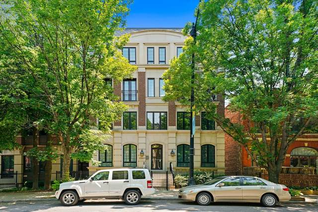 2243 N Halsted Street #2, Chicago, IL 60614 (MLS #11123911) :: Touchstone Group