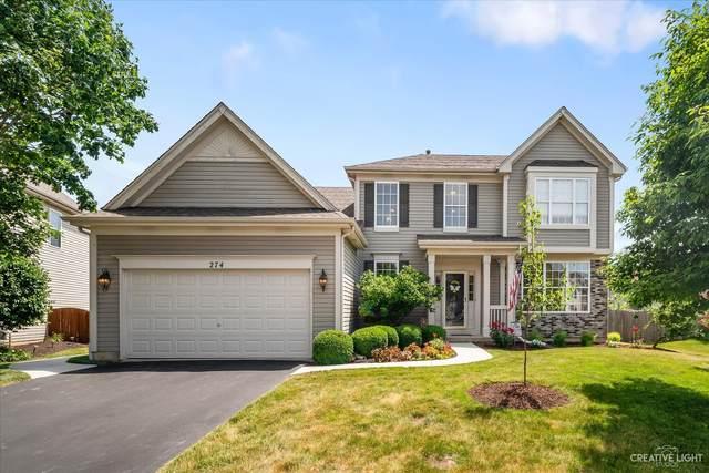 274 Chatsworth Avenue, Sugar Grove, IL 60554 (MLS #11123942) :: O'Neil Property Group