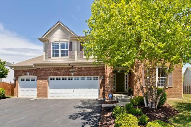 5050 Nelson Court, Wadsworth, IL 60083 (MLS #11123984) :: Ryan Dallas Real Estate
