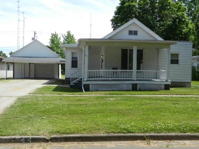 44 E 1st Street, El Paso, IL 61738 (MLS #11123995) :: Jacqui Miller Homes