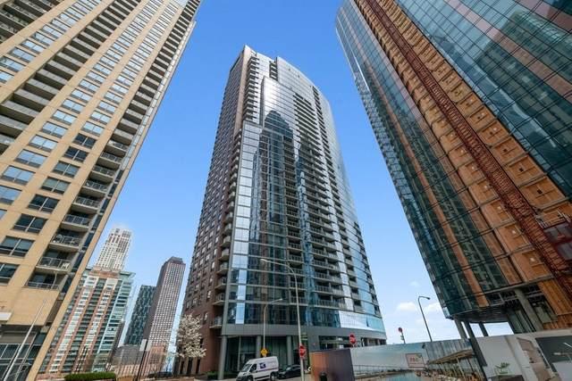 450 E Waterside Drive #1602, Chicago, IL 60601 (MLS #11124046) :: RE/MAX Next